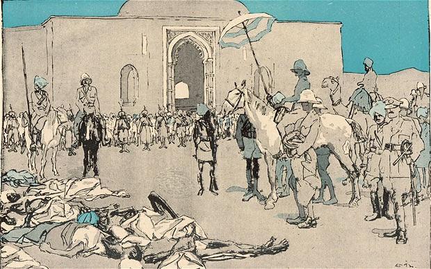 Amritsar massacre, 1919
