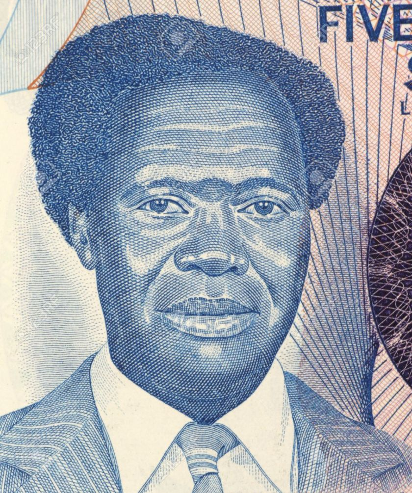 7008453-Milton-Obote-1925-2005-on-500-Shillings-1983-Banknote-from-Uganda-Political-leader-who-led-Uganda-to-Stock-Photo